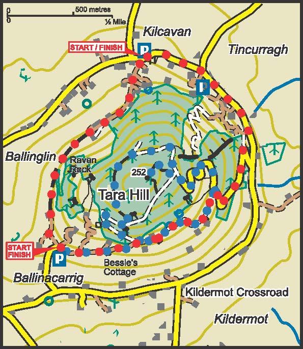 WWT_Tara Hill - Wexford Walking Trail